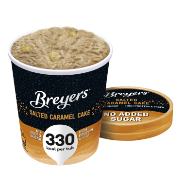 BREYERS 500ml Salted Caramel