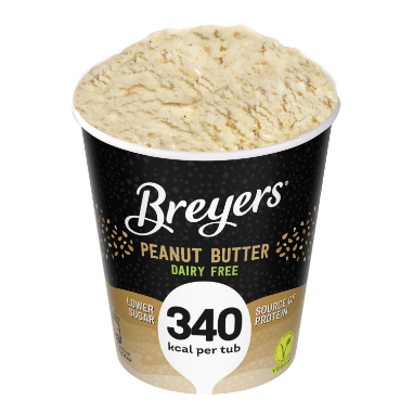 Breyers Non-Diary Peanut Butter 465ml
